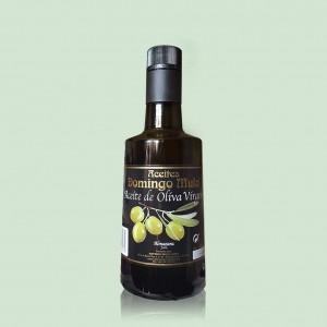 Aceite de Oliva Virgen - Caja 9 x 500 ml.