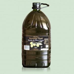 Aceite de Oliva Virgen - Caja 3 x 5 Litros